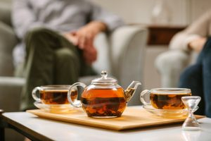 JING Two Cup Teapot Service A